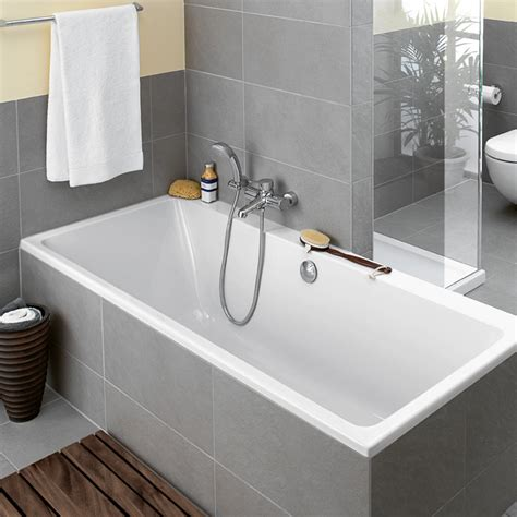 villeroy and boch bathrooms outlet villeroy boch subway bath white uba180sub2v 01 reuter shop com