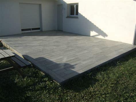 carrelage terrasse imitation plancher carrelagebommart - Terrasse Carrelage