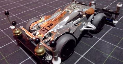 Tamiya Item18644 God Burning Sun tamiya dash 2 burning sun ms evo i mini4wd
