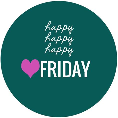 Happy Friday by Happy Friday