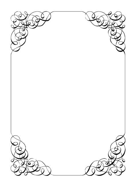 wedding invitation border designs png wedding invitation border png file png mart