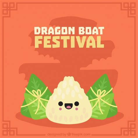 dragon boat festival and food nice background of dragon boat festival traditional food