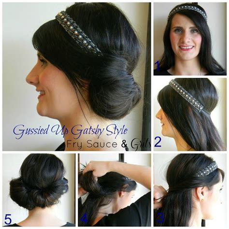 hairstyles for gatsby theme great gatsby hairstyle gatsby hairstyles style and