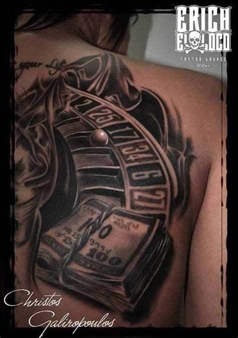 gambling tattoo designs 21 exciting tattoos