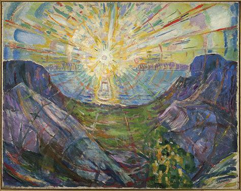 paint nite laval edvard munch l œil moderne 1900 1944 dossier p 233 dagogique
