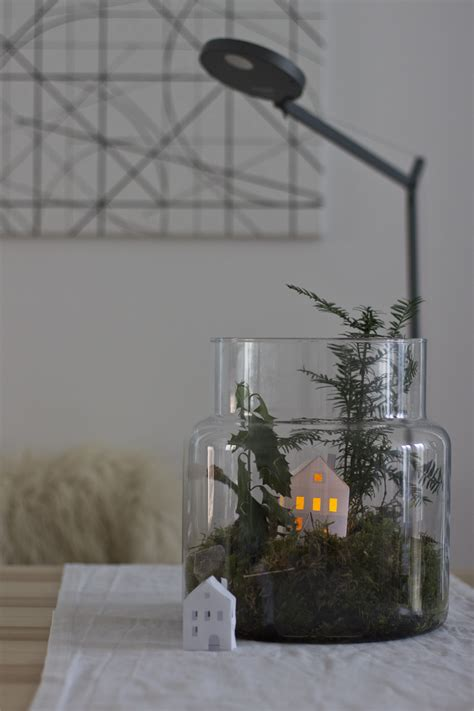 fl he zuhause deko im glas so machst du ein sch 246 ne winterlandschaft im glas