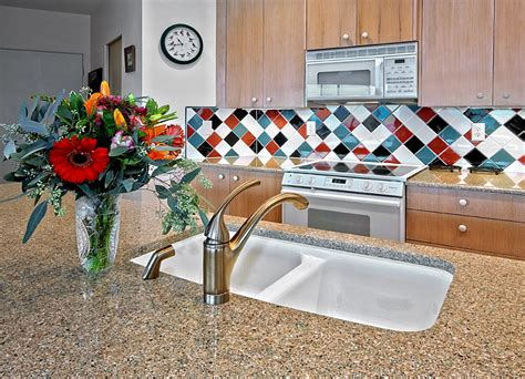 problems with granite sinks composite kitchen sinks undermount best type of material