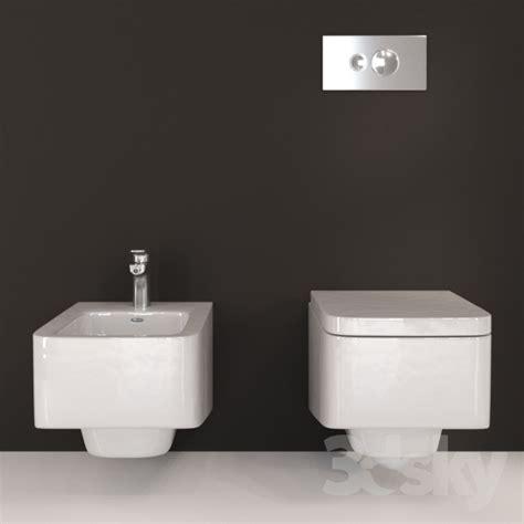 laufen bidet 3d models toilet and bidet laufen pro s