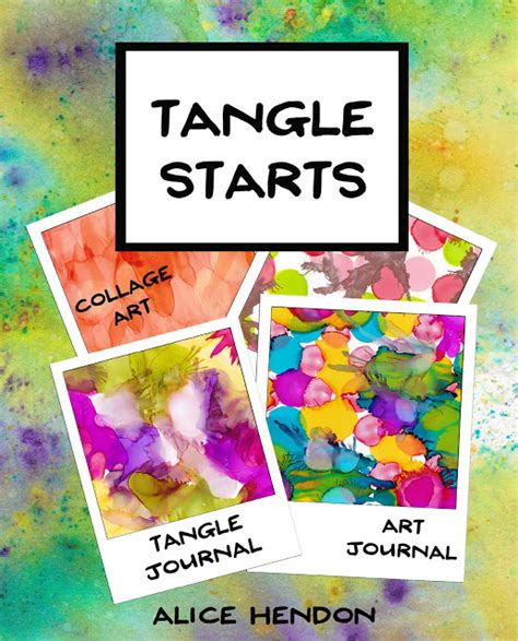 tangle starts planner tangle through the year artangleology volume 2 books the creator s leaf