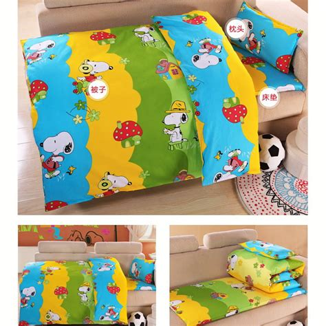 Toddler Quilt Sets by 3pcs Cotton Children Bedding Sets For Boys Bedding