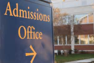 Of At Admissions Admission Crew Because There Is A College Waiting