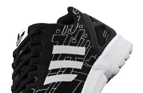 zx flux wave pattern adidas zx flux weave pattern pack freshness mag