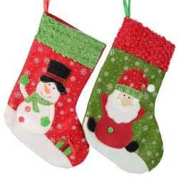 wholesal 26cm christmas tree decoration hanging socks