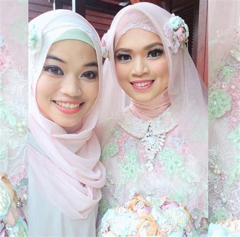 Make Up Pernikahan pernikahan putri cantik aa dengan penghafal al quran