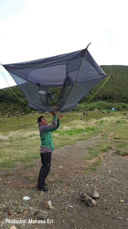 Tali Prusik Frame Elastis 2 Mm pemeliharaan tenda part 3 merapi mountain