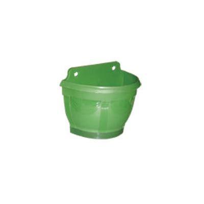 pot bunga dinding besar pot plastik besar