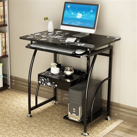 long computer desk long desk with drawers unthinkable online get cheap