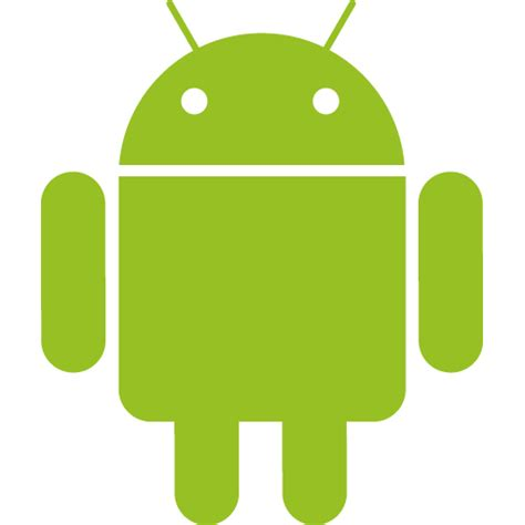 android icon android friends icons softicons - Android Icon