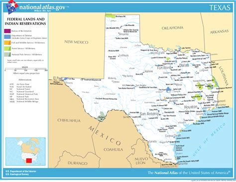texas indian reservations map map of texas map federal lands and indian reservations worldofmaps net maps and