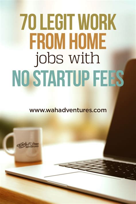 List Of Online Jobs To Work From Home - no money needed check out free work from home jobs with no fees