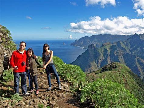 Kitchen Island Posts hiking tenerife active