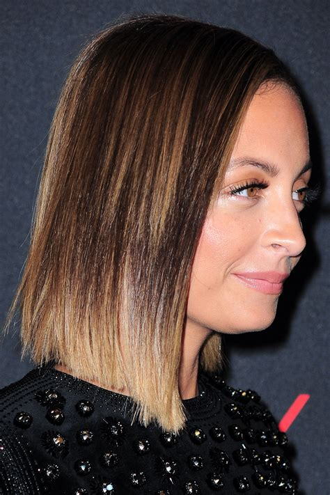 long bob with dipped ends hair long bob with dipped ends hair dark brown hair with dip