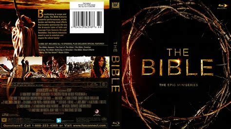 the bible the epic miniseries tv scanned covers the bible the epic miniseries