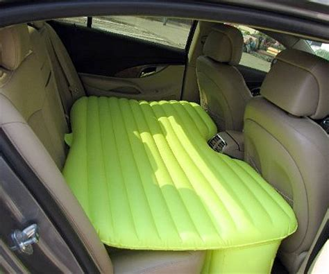 inflatable bed for car back seat mattress