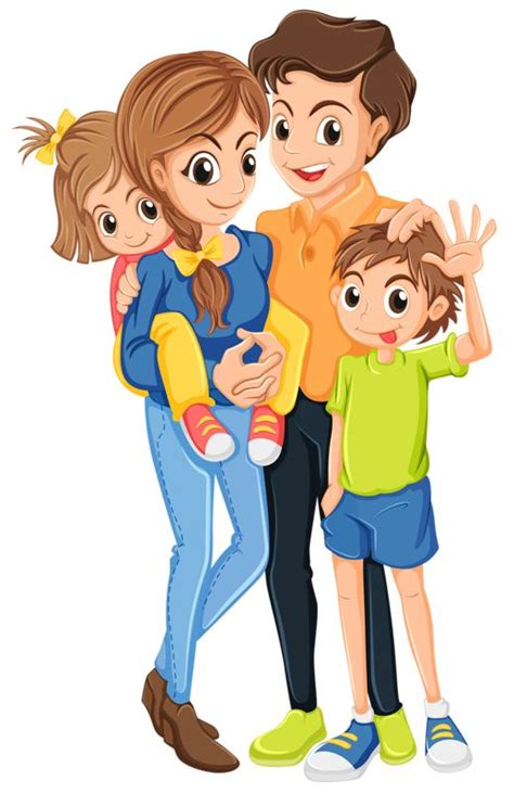clipart famiglia 37 best clipart family images on families