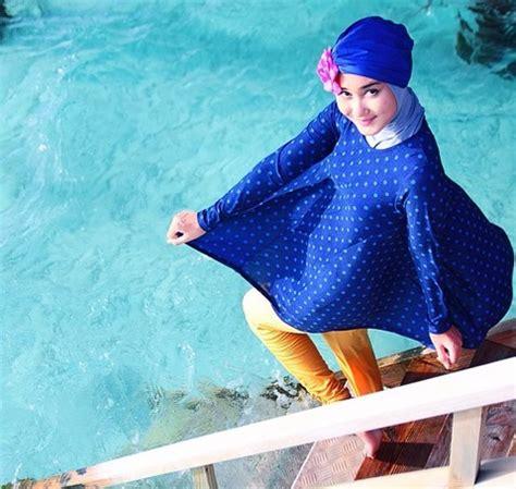 Dress Bunga Polkadot by Kumpulan Dress Dian Pelangi Terbaru Cantik