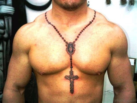 tattoo around neck 47 superb rosary tattoos on neck