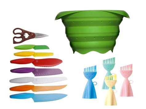 Colorful Kitchen Accessories by Colourful To Use Kitchen Tools