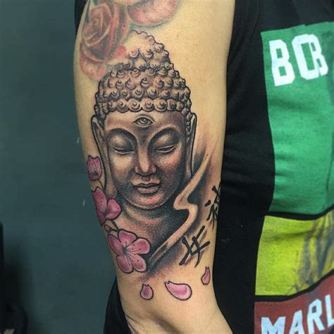 buddhist tribal tattoos bouddha galerie tatouage