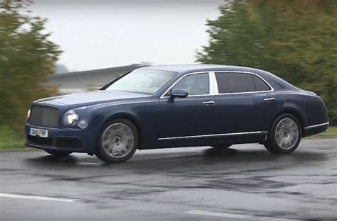 bentley mulsanne extended wheelbase 2017 bentley mulsanne update getting long wheelbase option