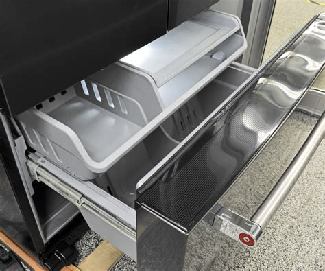 kitchenaid 5 drawer refrigerator counter depth kitchenaid krfc704fbs krfc704fps counter depth