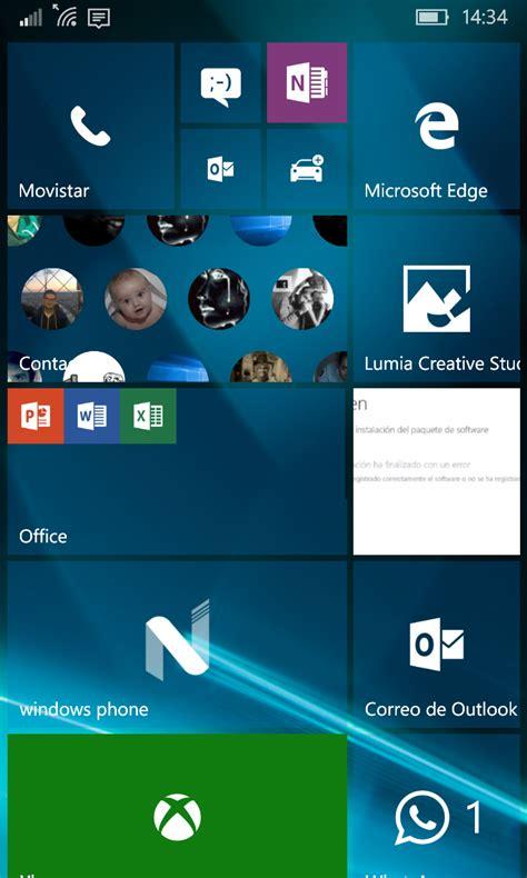 windows 10 tiles tutorial 191 sab 237 as c 243 mo conseguir la cuarta columna de tiles