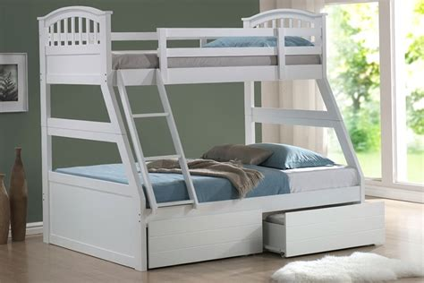 Double Bunk Beds Top And Bottom Home Design Ideas Top Bottom Bunk Beds