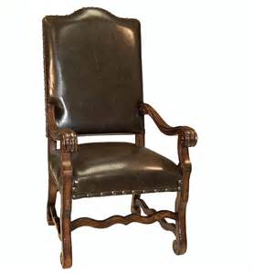 Arm Dining Chair Italiano All Brown Arm Chair