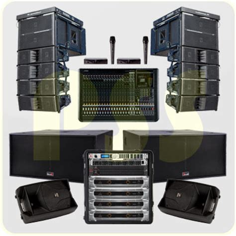 Speaker Aktif Line Array paket sound system line array biema paket sound system profesional indonesia