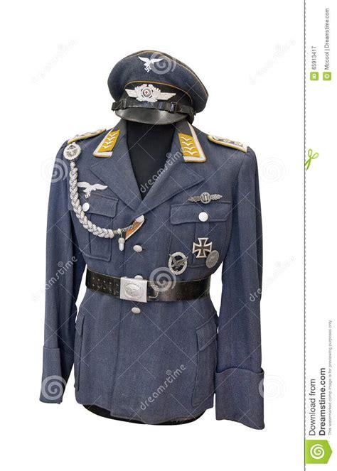 complete uniform of a german air force general item recuni 1 2 uniform of staff sergeant of german air force luftwaffe