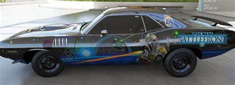 Star Wars Auto by These Fan Made Star Wars Cars In Forza 6 Are Amazing