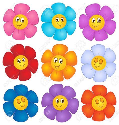 imagenes flores en caricatura imagenes de flores en caricatura imagen en hd 3 hd