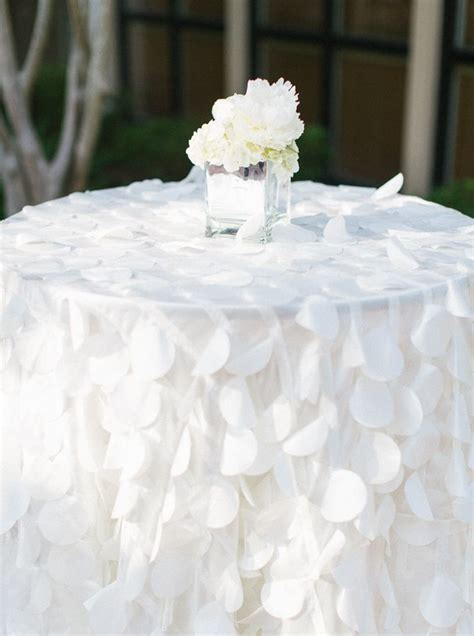 Best 25  Wedding tablecloths ideas on Pinterest   Cream