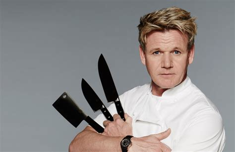 Gordon Ramsay by Gordon Ramsay Restaurateur Tv Chef Gordonramsay