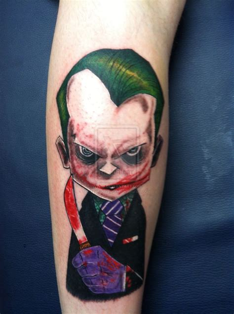 jokers tattoo new school joker tat ink joker tatting