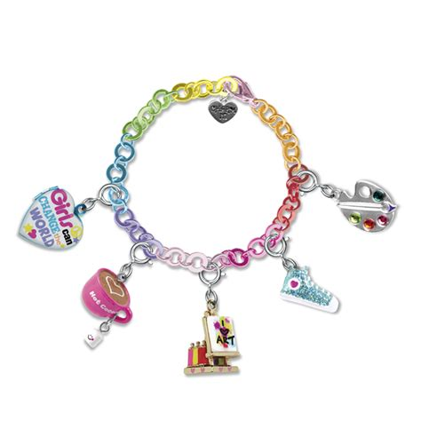 charm bracelets for