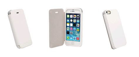 Hp Iphone 5 5c 5s krusell dons 246 flipcase apple iphone 5 5s 5c white