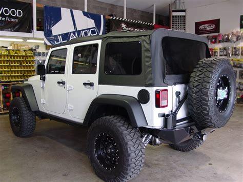 jeep audio jeep audio upgrade in 2013 rubicon thrills medford client