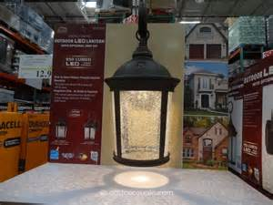 Costco Outdoor Lights - altair outdoor led lantern