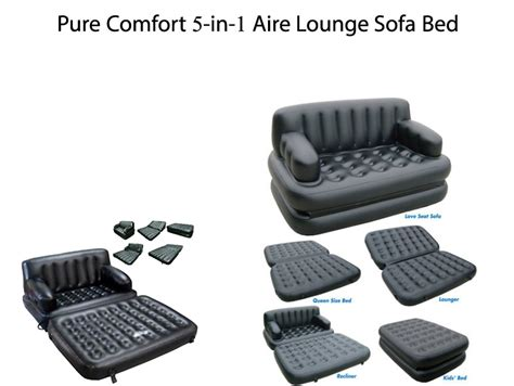 5 in 1 air lounge sofa bed air lounge sofa bed online scifihits com